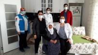 90 Yaş Üzeri Vatandaşlar Aşılanıyor