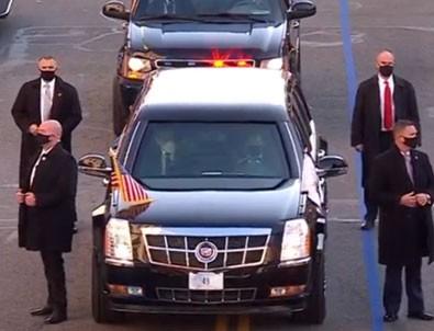 Biden Beyaz Saray'da!