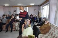 Burdur'da Huzurevlerindeki Yaşlılar Coronavac Aşısı Oldu