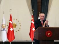 Cumhurbaşkanı Erdoğan, 'Büyük Ve Güçlü Türkiye'nin İnşasını Sürdürüyoruz'
