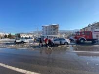 Devrek'te Trafik Kazası Açıklaması 3 Kişi Yaralandı