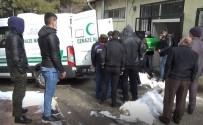 Elektrik Akımına Kapılarak Ölen Kişinin Cenazesi Ailesine Teslim Edildi
