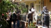 Evde Ölü Bulunan Yaşlı Kadının Cinayet Kurbanı Olduğu Ortaya Çıktı