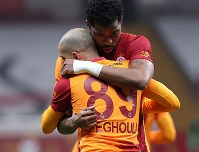 Galatasaray Denizlispor'a fark attı!
