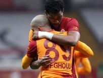 ARDA TURAN - Galatasaray Denizlispor'a fark attı!