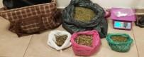 Gaziantep'te 7 Kilo Uyuşturucu Madde Ele Geçirildi