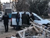 Kahramanmaraş'ta Hırsızlık Yapan Bir Kişi Yakalandı