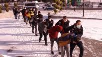 Karaman'daki Operasyonda Gözaltına Alınan 41 Kişiden 11'İ Tutuklandı