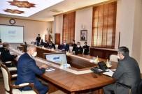 Kırıkkale'nin İl Afet Müdahale Planı Değerlendirildi