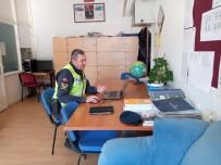 Kula İlçe Jandarma Komutanlığı'ndan Çevrimiçi Trafik Eğitimi