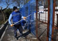 Kuşadası Hayvan Bakım Ve Rehabilitasyon Merkezi Yenileniyor