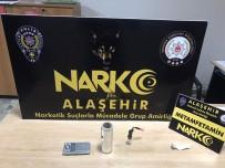 Manisa'da Uyuşturucuya Geçit Yok Açıklaması 2 Kişi Tutuklandı