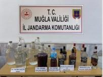 Ortaca'da Kaçak İçki Operasyonu