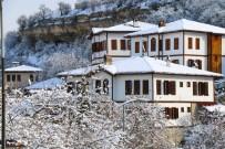 'Osmanlı'nın Parmak İzi' Safranbolu'da Kar Manzaraları Mest Etti