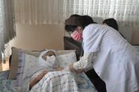 Şırnak'ta 90 Yaş Ve Üzeri Vatandaşlar İçin Evde Aşı Yapılmasına Başlandı