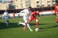 Süper Lig Açıklaması A. Hatayspor Açıklaması 0 - Y. Malatyaspor Açıklaması 0 (İlk Yarı)