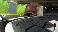 Ticari Araçlarda Zorunlu Kış Lastiği Uygulaması Yapıldı