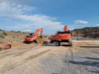 TÜİOSB'de Altyapı İnşaatı Başladı