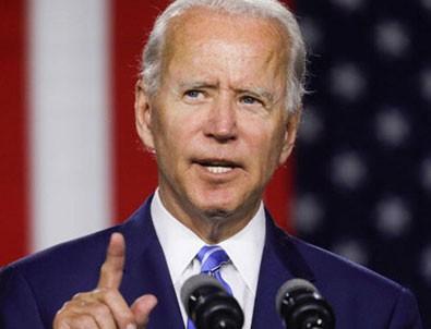Washington'da kritik gün! Biden'den yemin sonrası ilk açıklamalar!
