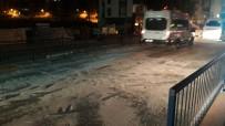 Yollar Buz Tuttu, Vatandaşın İmdadına Aydın Büyükşehir Belediyesi Yetişti