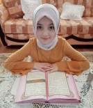 11 Yaşındaki Kız Çocuğu 6 Ayda Uzaktan Eğitimle Hafız Oldu