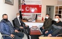 Adıyaman Valisi Mahmut Çuhadar'dan İHA'ya Ziyaret