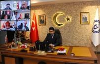 ADÜ Rektörü Aldemir Üniversitelerarası Kurul Toplantısına Katıldı
