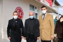 AK Parti Ürgüp Teşkilatı, MHP İlçe Başkanlığı'nı Ziyaret Etti