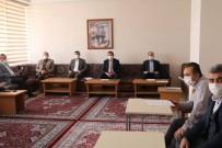 Ali İhsan Kabakcı Birim Müdürleri İle Toplantı Yaptı