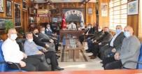 Anadolu Gençlik Derneği'den GMİS'e Taziye Ziyareti