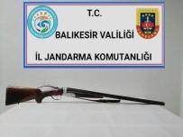 Balıkesir'de 10 Aranan Şahıs Yakalandı