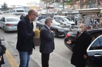Başkan Büyükkılıç Gilaburusu Şifa, El Dokuma Halısı Meşhur Bünyan'da