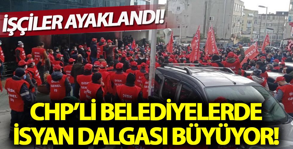 CHP'li belediyelerde isyan dalgası büyüyor!