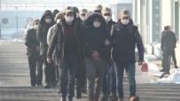 Düzce'de DEAŞ Operasyonu Açıklaması 9 Gözaltı