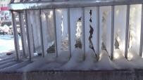 Erzurum Buz Kesti Açıklaması Eksi 28