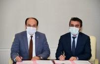 ETÜ İle Sağlık Müdürlüğü Arasında İş Birliği Protokolü İmzalandı