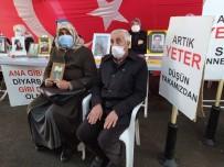HDP'ye Karşı Başkaldıran Annelerin Eylemine Bir Aile Daha Katıldı