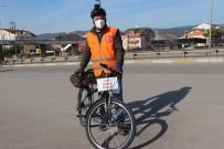 İBB'de İşten Çıkartılan İşçi, İstanbul'dan Ankara'ya Kadar Pedal Çeviriyor
