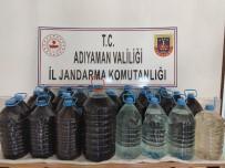 Jandarma 160 Litre Sahte İçki Ele Geçirdi