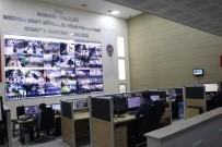 Kameralar Mersin'de Polisin Gözü Kulağı Oldu