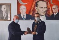 KAPTİD Başkanı Dinler, MHP Ürgüp İlçe Başkanı Öz'ü Ziyaret Etti