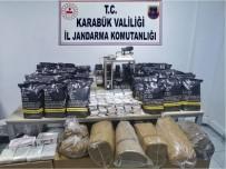 Karabük'te Jandarma Asayiş Olaylarının Yüzde 98'İni Aydınlattı