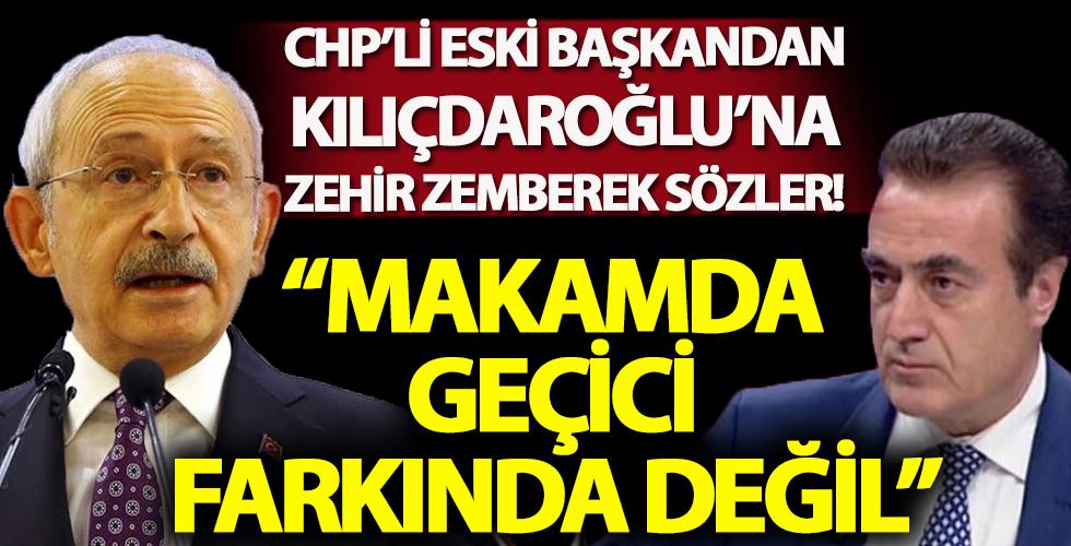 Kemal Kılıçdaroğlu'na zehir zemberek sözler!