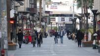 Kıbrıs'taki Deprem Mersin'de De Hissedildi
