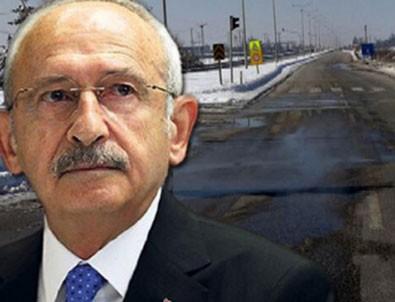 Kılıçdaroğlu'nun ismi bulvardan silindi!