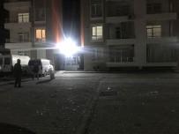 Konya'da Sahte İçki Üretilen Evde Patlama Açıklaması 1 Yaralı