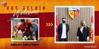 Melih Okutan Kayserispor'da