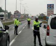 Ordu'da Son Bir Hafta 18 Trafik Kazasında 31 Kişi Yaralandı, 3 Kişi Hayatını Kaybetti