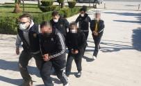 Polisin 'Şok' Uygulamasına Takılan 4 Kişiden 2'Si Tutuklandı