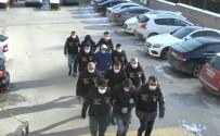 Sahte Çağrı Merkeziyle SGK'yı Zarara Uğratan 4 Kişi Adliyeye Sevk Edildi